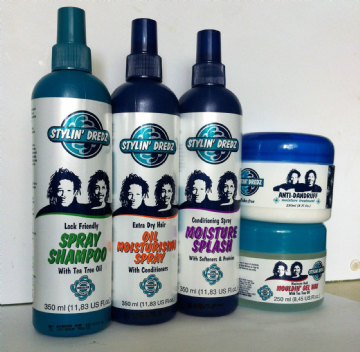 STYLING DREDZ DREADLOCK HAIR PRODUCTS